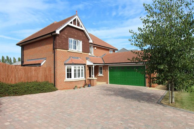 Thumbnail Detached house for sale in Hustlings Drive, Eastchurch, Sheerness