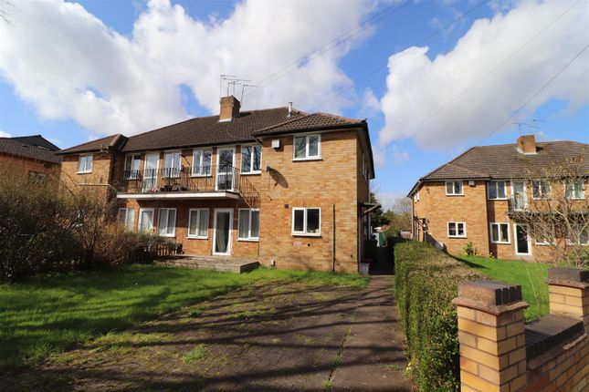 Thumbnail Maisonette for sale in Acacia Road, Leamington Spa