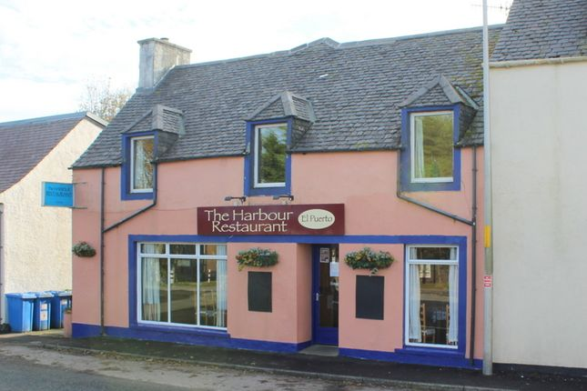 Thumbnail Restaurant/cafe for sale in The Harbour Restaurant, Broadford, Isle Of Skye