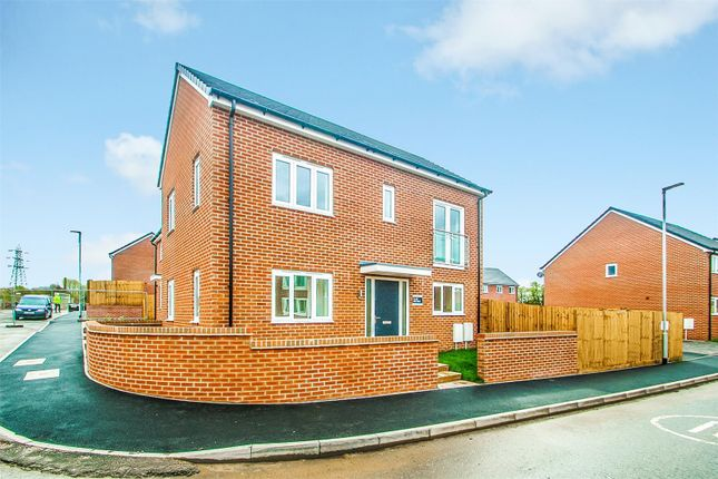 Thumbnail Semi-detached house for sale in Off Boothen Old Road, Stoke, Stoke-On-Trent