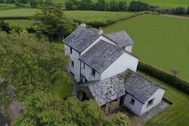 Thumbnail Detached house for sale in Dixon Hill, Calderbridge, Cumbria
