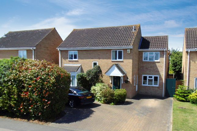 Thumbnail Detached house for sale in Dells Lane, Biggleswade