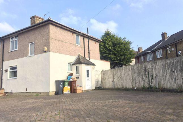 Thumbnail Terraced house to rent in Burnside Road, Dagenham
