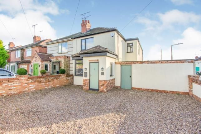 Thumbnail Semi-detached house for sale in Anchorage Lane, Doncaster