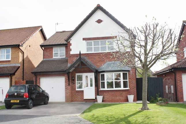 Thumbnail Detached house for sale in LL31, Llandudno Junction, Borough Of Conwy
