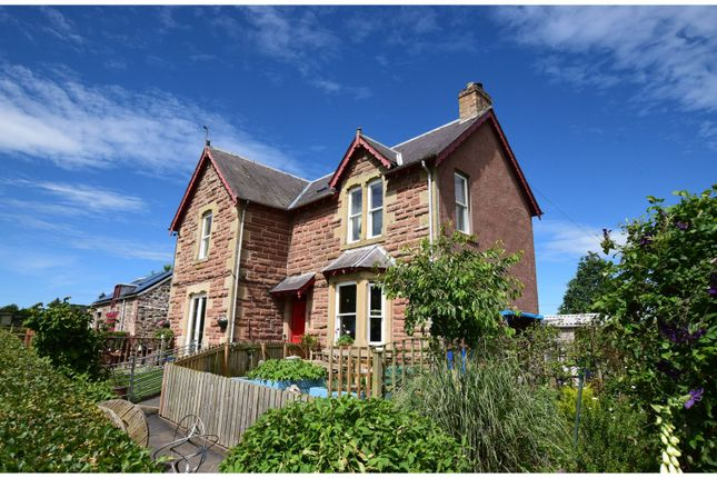Thumbnail Detached house for sale in Ancrum, Nr Jedburgh