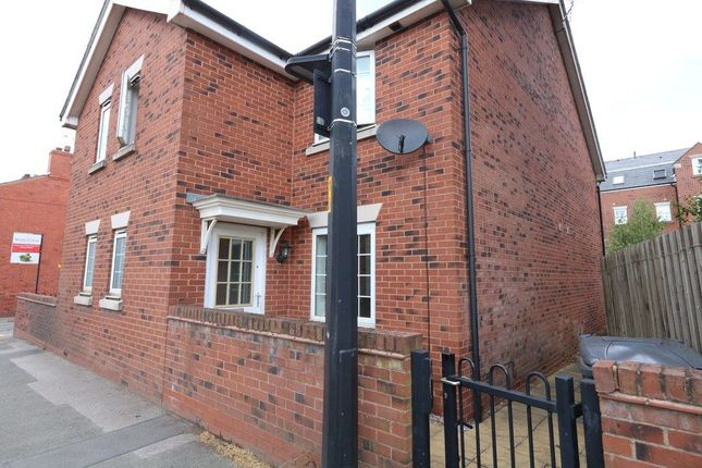 Thumbnail Semi-detached house to rent in Shuttle Street, Manchester