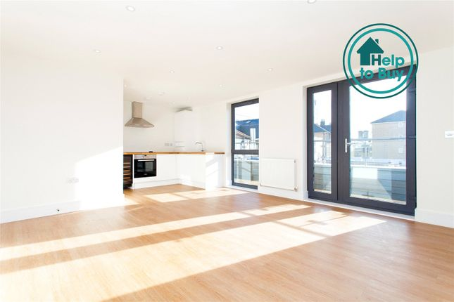 Thumbnail Flat for sale in Fusion Court, 91 Leytonstone Road