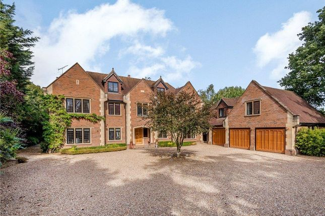 Thumbnail Detached house for sale in Maplefield Lane, Chalfont St. Giles, Buckinghamshire