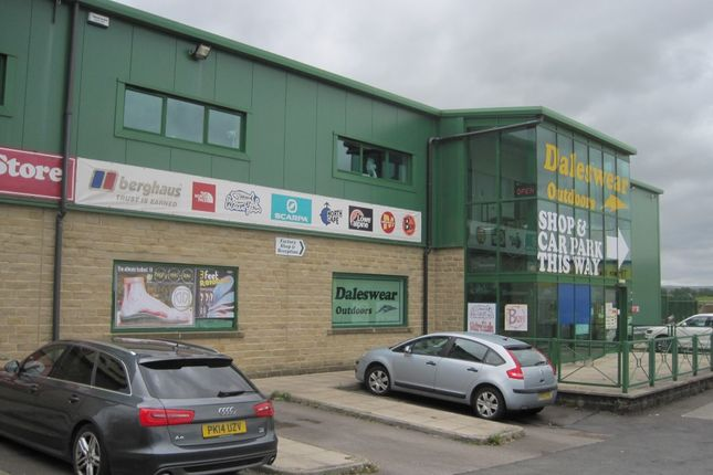 Thumbnail Business park for sale in New Road, ( ), Ingleton, North Yorkshire.