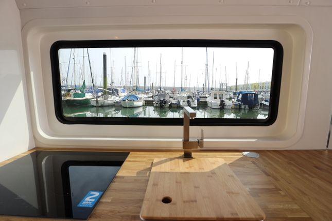 Thumbnail Houseboat for sale in Western Concourse, Brighton Marina Village, Brighton