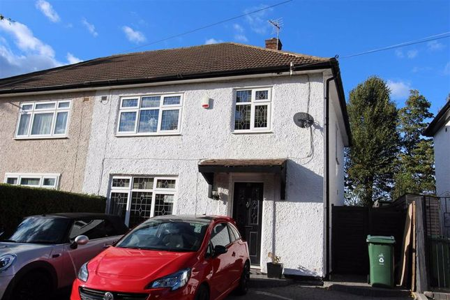 Thumbnail Semi-detached house for sale in Simmons Lane, North Chingford, London