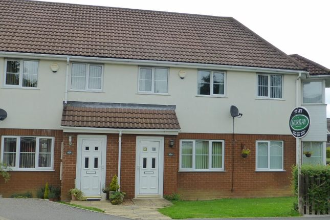 Thumbnail Terraced house to rent in Welland Way, Oakham