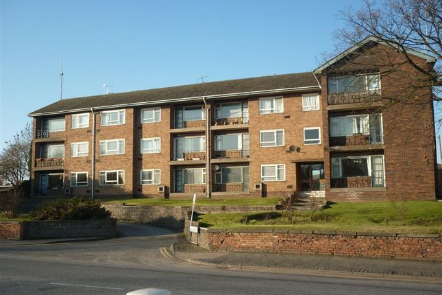 Thumbnail Flat to rent in High Street, Winsford