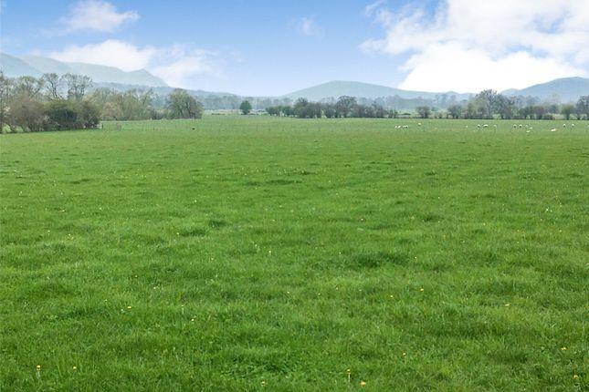 Land for sale in Tregastell, Aberhafesp, Newtown SY16