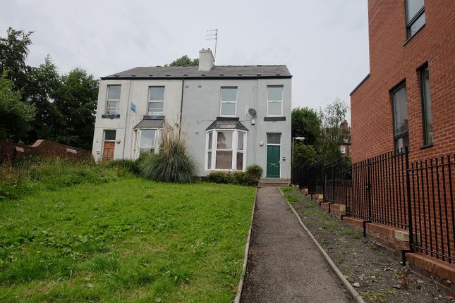 Thumbnail Semi-detached house to rent in Wilkinson Street, Sheffield