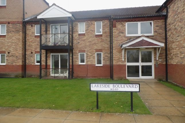 Thumbnail Flat to rent in Lakeside Boulevard, Doncaster