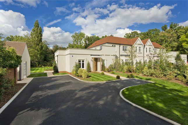 Thumbnail Flat for sale in Sunningdale Villas, London Road, Sunningdale, Ascot