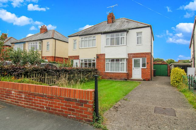 Semi-detached house for sale in Bishopton Lane, Ripon, North Yorkshire