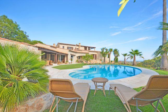 Thumbnail Villa for sale in Chemin De Peyre Long, Saint-Paul-De-Vence, Provence-Alpes-Côte D'azur, France