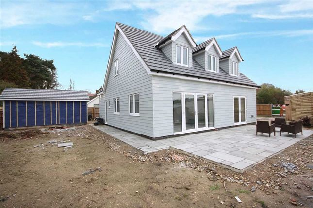 Thumbnail Detached house for sale in Elmham Drive, Nacton, Ipswich, Suffolk