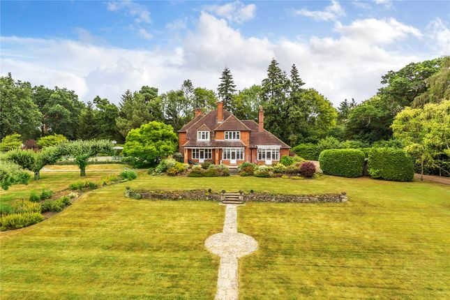 Thumbnail Detached house for sale in Worplesdon, Guildford, Surrey