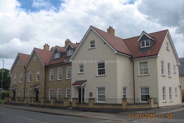 Thumbnail Flat to rent in Huntingdon Street, St. Neots