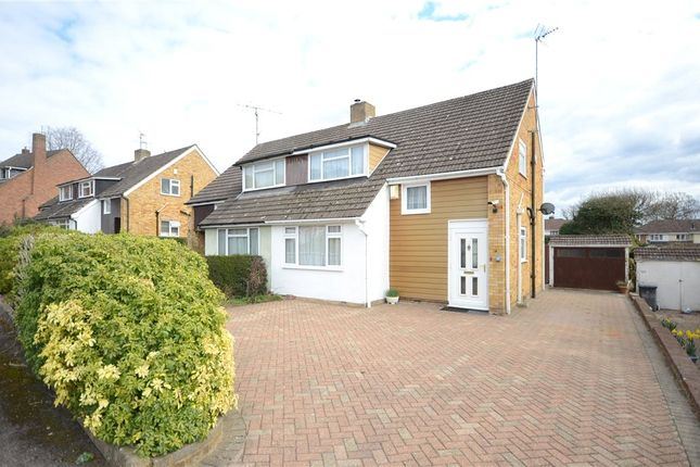3 bed semi-detached house for sale in Fontwell Drive, Reading, Berkshire