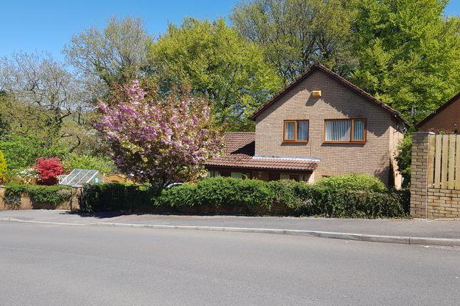 Thumbnail Detached house for sale in 2 Heol-Y-Glyn Millbrook, Treharris, Treharris