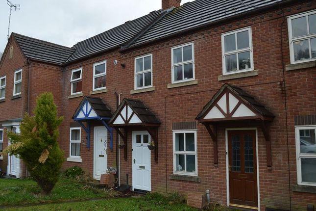 Thumbnail Flat for sale in Fieldfare Way, Aqueducy, Telford, Shropshire.