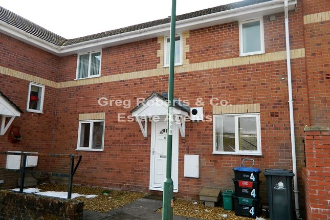 Thumbnail Terraced house to rent in Pant Glas, Union Street, Tredegar