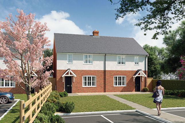 Thumbnail Semi-detached house for sale in Sand Lane, Northill, Bedfordshire