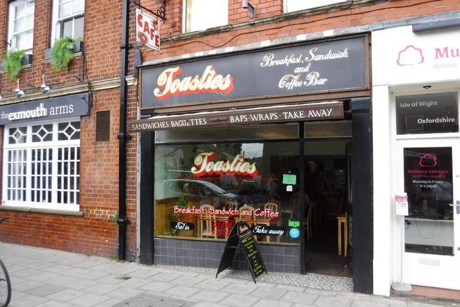 Thumbnail Restaurant/cafe to let in Bath Road, Cheltenham