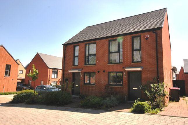 Thumbnail Semi-detached house for sale in Bolt Lane, Ketley, Telford, Shropshire