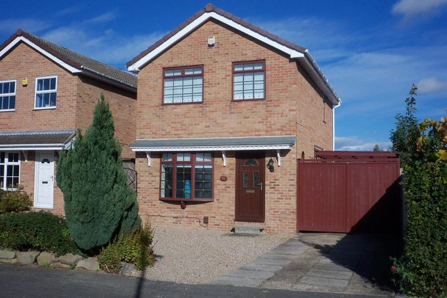 Thumbnail Detached house to rent in Maypole Lane, Littleover, Derby
