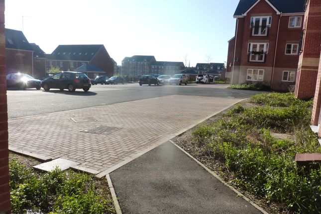 Parking Area of Thackhall Street, Stoke, Coventry CV2