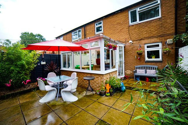 Patio of Cottingley Crescent, Cottingley LS11