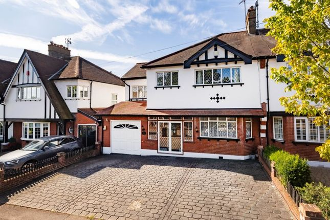 Thumbnail Semi-detached house for sale in Essex Road, London