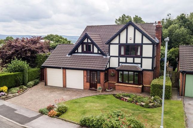Thumbnail Detached house for sale in 36 Helvellyn Drive, Ightenhill, Burnley
