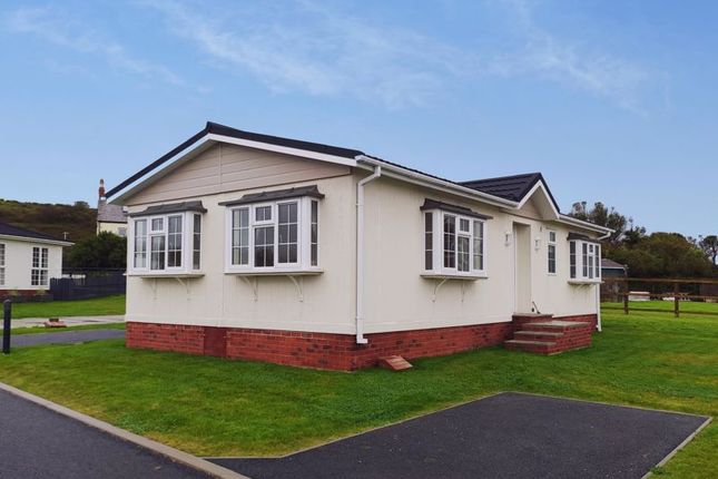 2 bed detached bungalow for sale in Kew Pennmena, Higher Fraddon, St. Columb TR9