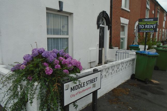 Thumbnail Semi-detached house to rent in Middle Street, Inner Avenue, Southampton