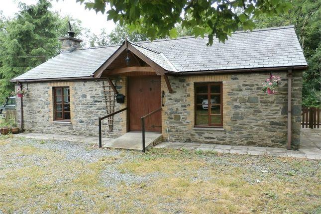 Thumbnail Detached house for sale in Doldre, Tregaron
