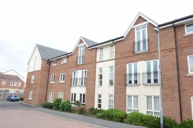 Thumbnail Flat to rent in Richmond Gate, Hinckley