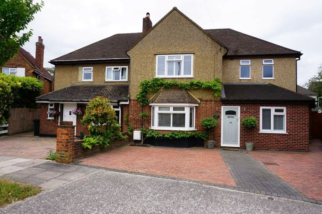 Thumbnail Semi-detached house for sale in Green End, Chessington
