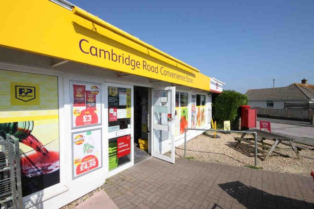 Thumbnail Retail premises for sale in Cambridge Road, Brixham