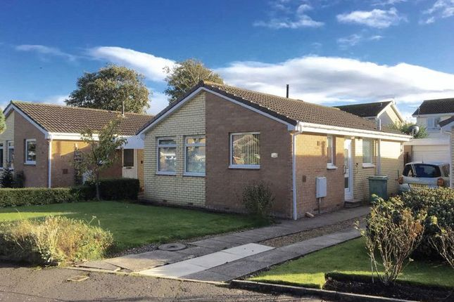 Thumbnail Detached bungalow for sale in Coulthard Drive, Prestwick