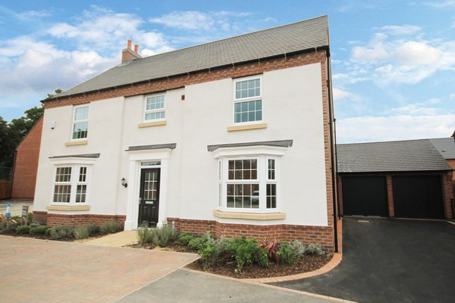 """Thumbnail Detached house for sale in """"Henley"""" at Forest Road, Burton-On-Trent"""