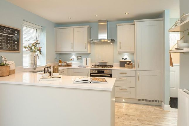 """Thumbnail Detached house for sale in """"Frome"""" at Sandys Moor, Wiveliscombe, Taunton"""