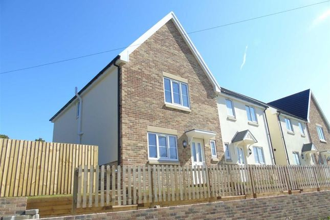 Thumbnail Semi-detached house for sale in Cwm Level Road, Plasmarl, Swansea