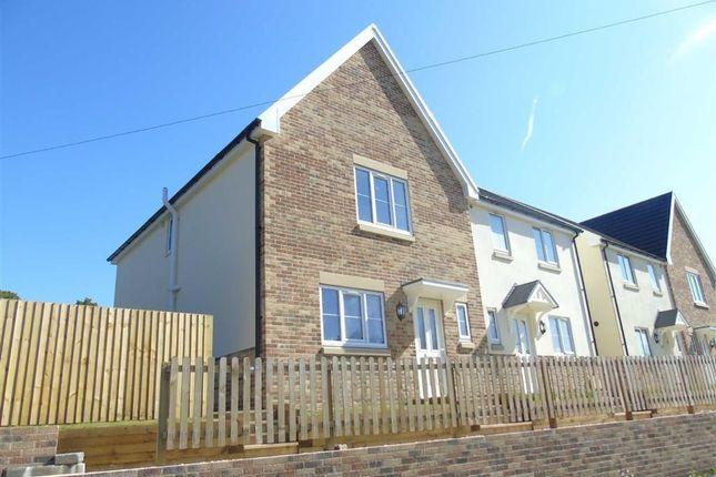 Thumbnail Semi-detached house for sale in Cwm Level Road, Plasmarl, Swansea